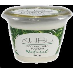 Photo of Kubu Coconut Yog-Natural 500g