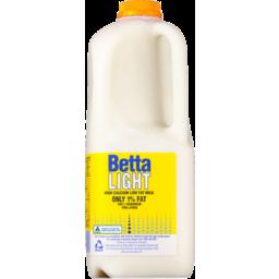 Photo of Betta Light Milk Bottle 2L