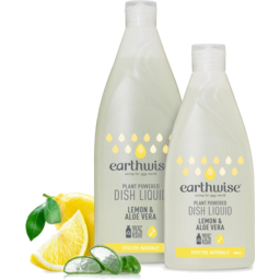 Photo of Earthwise - Dish Liquid Lemon Aloe Vera