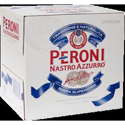Photo of Peroni Nastro Azzuro 12 x 330ml Bottles