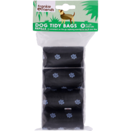 Photo of Select Dog Tidy Bag Refill 4 Pack