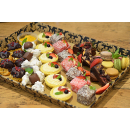 Photo of Chef Choice Sweets Platter Large (34 Pieces)