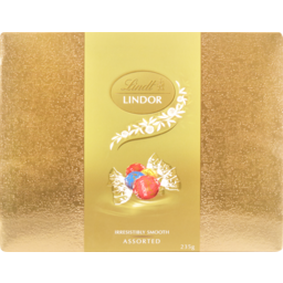 Photo of Lindt Assorted Chocolate Gift Box 235g