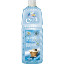 Photo of Earth Choice Laundry Liquid Pure Clean 1lt