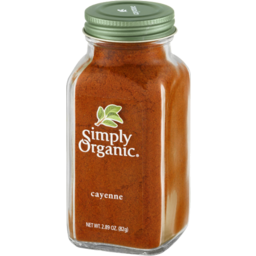 Photo of Simply Organic Seasoning Cayenne