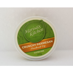 Photo of Marissa's Kitchen Crunchy Parmesan Dip 200g
