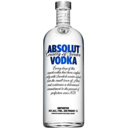 Photo of Absolut Vodka 700ml