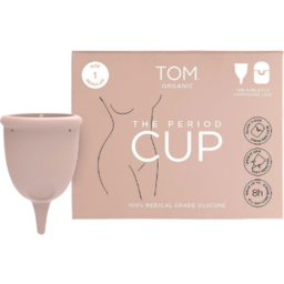 Photo of TOM ORGANIC The Period Cup Size 1
