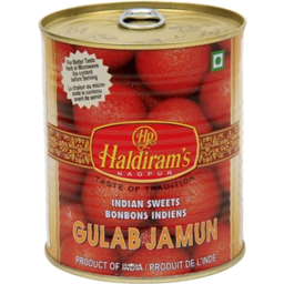 Photo of Haldiram's Gulab Jamun 16pc 1kg