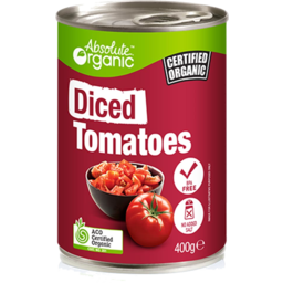 Photo of Absolute Organic Diced Tomatoes
