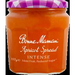 Photo of Bonne Maman Intense Apricot Spread 335g