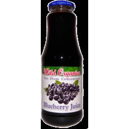 Photo of Wild Organica Organic Blueberry Juice