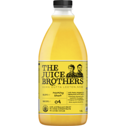 Photo of The Juice Brothers Morning Start 1.5l
