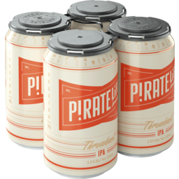 Photo of Pirate Life Throwback India Pale Ale