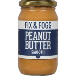 Photo of Fix And Fogg Smooth Peanut Butter 375g
