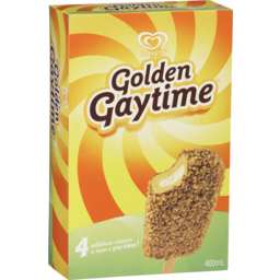 Photo of Gaytime Golden Gaytime Ice Cream Original 400ml