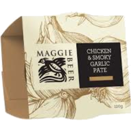 Photo of Maggie Beer Chicken & Smoky Garlic Pate 120g