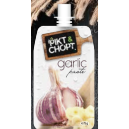 Photo of Pikt & Chopt Garlic Paste 75gm