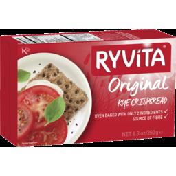 Photo of Ryvita Original Rye Crispbread 250g Source Of Fibre