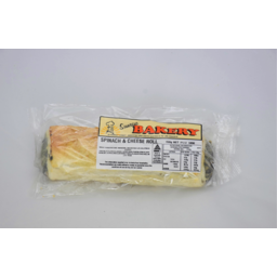 Photo of Sunrise Spinach & Cheese S/Roll 150g