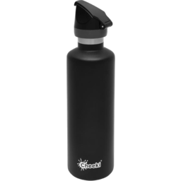Photo of Cheeki Insulated Bottle Matte Black Active 600ml
