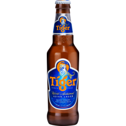 Photo of Tiger Asian Lager 330ml Bottle