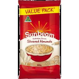 Photo of Sunbeam Value Pack Slivered Almonds 300gm