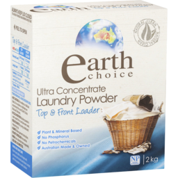 Photo of Earth Choice Laundry Powder Top 2kg