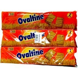 Photo of Ovaltine Biscuits