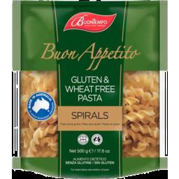 Photo of Orgran Gluten Free Buontempo Pasta Rice Spirals 250g