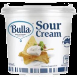 Photo of Bulla Sour Cream 400ml