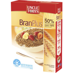 Photo of Uncle Tobys Branplus 525g