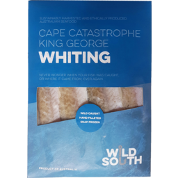 Photo of Wild South Seafood Fish - Whiting