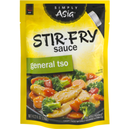 Photo of Simply Asia Stir-Fry Sauce General Tso Mild