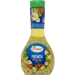 Photo of Praise French Dressing 330ml