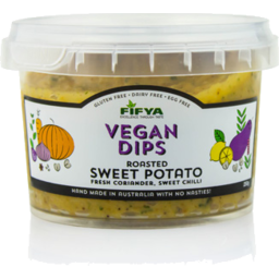 Photo of Fifya Sweet Potato Chilli Vegan Dip
