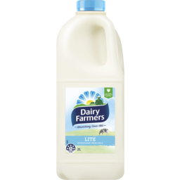 Photo of Dairy Farmers Lite White 2l