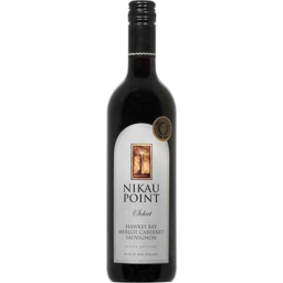 Photo of Nikau Point Merlot Cabernet 750ml