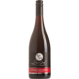 Photo of Lone Goat Canterbury Pinot Noir 750ml