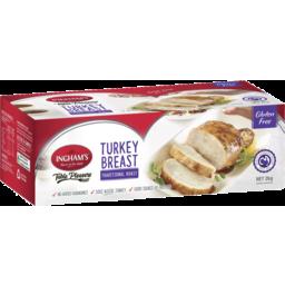 Photo of Ingham Turkey Breast Roast Traditional 2kg Frozen
