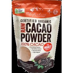 Photo of Chefs Choice - Raw Cacao Powder - 300g