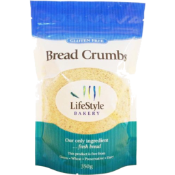 Photo of Lifestyle Gluten Free Bread Crumbs 350g