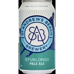 Photo of St Andrews Beach Brewery 6 Furlongs 330ml