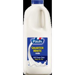 Photo of Pauls Smarter White Milk 2l