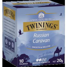 Photo of Twinings Russian Caravan 10 Pack Teabags