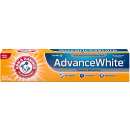 Photo of Arm & Hammer Toothpaste Whitening