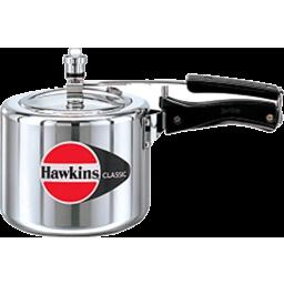 Photo of Hawkins Cooker - Classic New 3 Ltr - Aluminium
