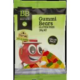Photo of Best Buy Gummi Bear 280gm