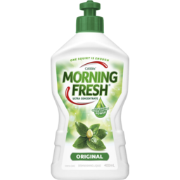 Photo of Morning Fresh Dishwashing Liquid Original 400ml
