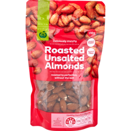 Photo of WW Roasted Unsalted Almonds 150g